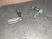 Yamaha 60 70 Hp 3 Cylinder 2 Stroke Front And Rear Hood Latches Cowl Lever