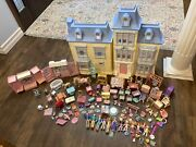 Fisher Price Loving Family Dollhouse People Furniture Accessory Playset Doll Lot
