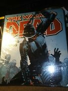Cryptozoic The Walking Dead 2012 Sdcc Folder With Cards Unopended