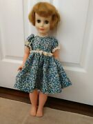 Vintage 1965 Deluxe Reading Suzy Homemaker 21 Doll