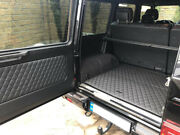 Cargo Liner Tray Mat Leather Boot Fully Tailored Fit Mercedes G W463 2000-2017