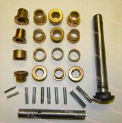 Deluxe Seat Bushing Kit For Oliver 1550 550 101797a 102024a 933188 933215 1e1837