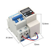Chnt Dz47-60 220v Circuit Breakers+ Timing Controller+shell
