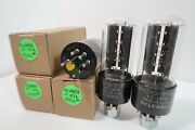 Lot 1pcs One 5y3gt Vt-197a Sylvania Tested Rectifier Radio Valve Vacuum Tube