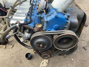68 Mustang Engine And Tranny