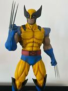 Wolfpax Jim Lee Classic Yellow Wolverine 1/4