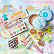 New In Box Colourpop Candy Land Collection Make-up Kit Pr Limited Edition
