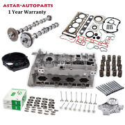 Overhaul Cylinder Head And Seals Repair Kit Fit For Vw Golf Jetta Audi A4 1.8/2.0t