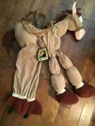Toy Story Bullseye Disny Store Halloween Costume For Woody Vintage Size8/10