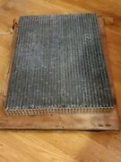 1936 - 1938 Packard Radiator Core 6cyl New Old Stock In Original Packaging