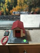 Lionel 125 Whistle Shed With A 96c Controler