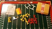 Vintage Tudor Tru Action Electric Football Game W/ Box, Instructions 1961
