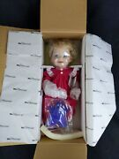 New Mcmemories Mcdonalds Doll Sharing A Good Time Mcdonalds And Me Coa 8384fb