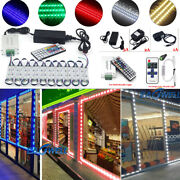5050 Smd 3 Led Module Store Front Window Strip Light Display Sign Light Lamp Lot