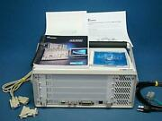 Spirent Ax/4000p/e Portable Chassis 4-slot Chassis Used