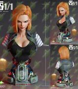 Green Leaf Studio Dragon Ball Android 18 1/1 Limited Resin Statue Pre-order