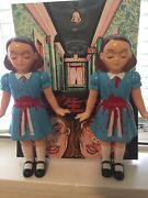 Awesome Toy Twins Sofubi H22cm9inch Figures