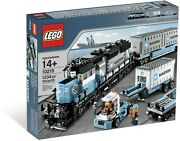 Lego Creator Expert 10219 Maersk Train 2011 Model Retired Factory Sealed