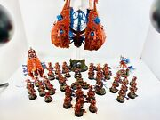 Warhammer 40k Painted Necrons Army Lot 13