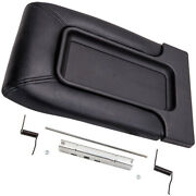 Car Center Console Armrest Lid Cover For Chevy Silverado Gm Pickup 19127364