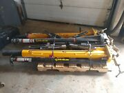 Pelsue Uni-lite Fall Arrest Post Ft-c70 Fall Protection Anchor Tower System Lot