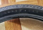 One Pair New Vintage Goodyear 24andrdquo X 1.75andrdquo Wingfoot 175 Tires Nos