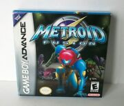 Metroid Fusion Box Out Of Stock