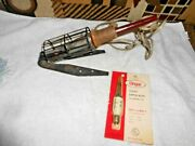 Ungar Soldering Iron W/holder Plus New1233 Copper Alloy Tip Must See