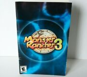 Monster Rancher 3 Ps2 Manual Out Of Stock