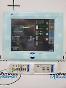 Spacelabs 91370 Ultraview Patient Monitor With 91493 Holter And Modules Free Ship