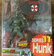 Moby Dick Resident Evil Hunk Real Shock Action Figure Series 11 Biohazard