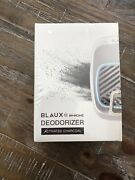 Blaux Home Plug In Air Filter Purifier Ionizer With Charcoal Filter Nightlight