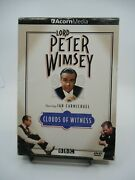 Lord Peter Wimsey Clouds Of Witness Dvd 2002 Verygood