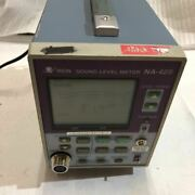 Rion Na-42s Precision Sound Level Meter Tested Working Good F/s