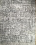 Hand-knotted Rug Carpet 8and0391x10 Gabeh Mint Condition