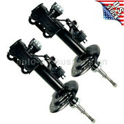 For Cadillac Srx 2010-2016 W/ Electric Pair Front Shock Absorbers Left Right New