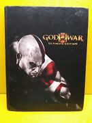 God Of War Iii Ultimate Edition Brady Games Strategy Guide Hardcover 2
