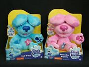 Blues Clues And You Peek A Boo Blue And Peek A Boo Magenta New 2020 W/ Sound Lot