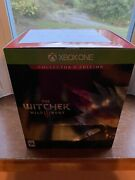 The Witcher Iii 3 Wild Hunt Collector's Edition Ce Xbox One Brand New Complete