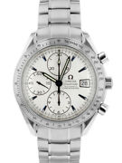 Free Shipping Pre-owned Omega 3211.32 Japan Limited Speedmaster Date Chronograph