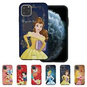 Disney Lovely Princess Bumper Cover For Iphone 12 11 Pro Xs Max Mini Xr Se Case