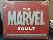 The Marvel Vault A Museum-in-a-book Rare Collectibles From The World