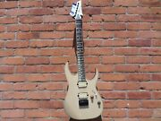 Ibanez Rgew521fm-ntf Guitar W/free Gig Bag And Dunlop Jhw1 Pedal