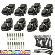 Sw21 For Mercedes Benz Ignition Coil B3208 And Cable Wires16 And Spark Plug16 Set