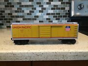 Mth Railking 30-7430 Union Pacific Rounded Roof Boxcar