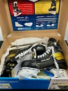 Buaer Supreme Ultrasonic Int 5.0 Fit 2 Skates Demo Skated On For 1 Ice Session