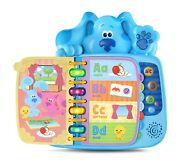 Leapfrog Blues Clues And You Abcs Book For Kids Toddlers Toy Holiday Gift