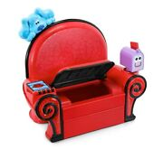 Blues Clues Play And Learn Thinking Chair Kids Toddler Activity Toy Gift