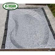 16' X 32' - Pool Size / 21' X 37' - Cover Size