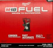 Milwaukee 2723-20 M18 Fuel Compact Cordless Router Bare Tool 2 Day Shipping